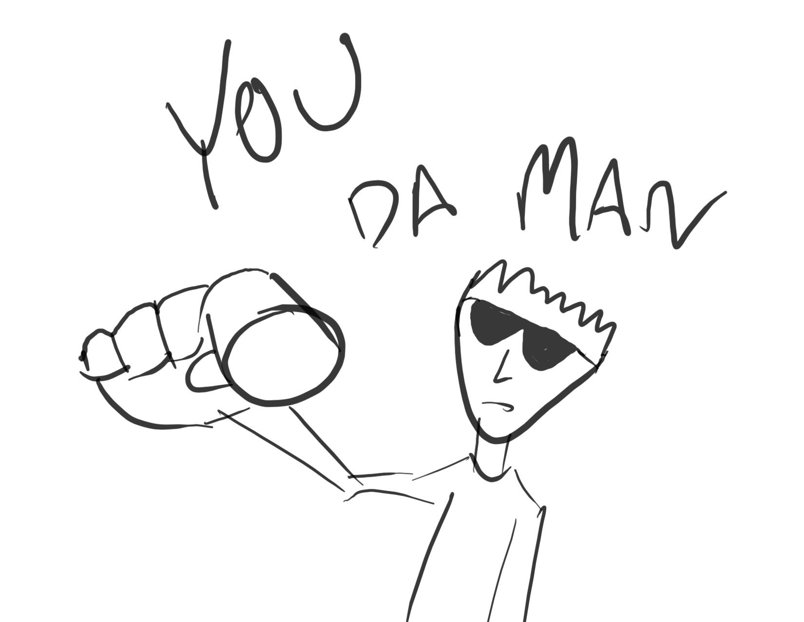 you-da-man